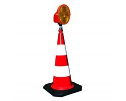 Аварійно-попереджувальна освітлювальна лампа конічна RS 2000 LED