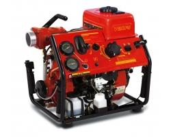 Пожежні професійні мотопомпи високого тиску